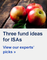 Three fund ideas for this year's ISA