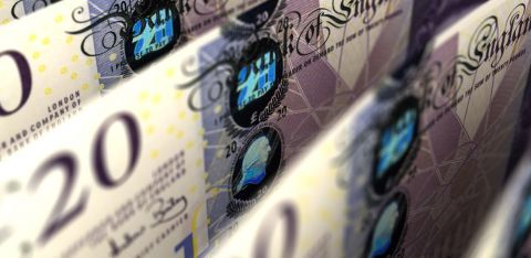 Pound plummets – markets, manias and viruses