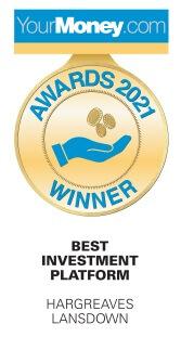 Your Money Best Investment Platform 2021 award