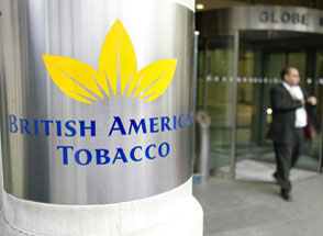 British American Tobacco - Reynolds merger and Q3s