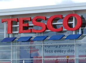 Tesco - reports strong first quarter sales