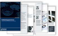 Portfolio Management Service brochure