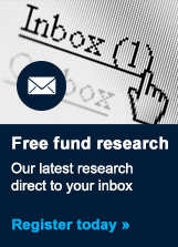 Register to receive free fund research updates