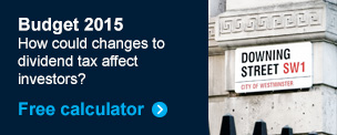 Budget 2015 - How could changes to dividend tax affect investors?