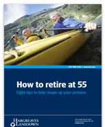 How to retire at 55