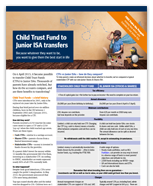 Child Trust Funds and Junior ISAs