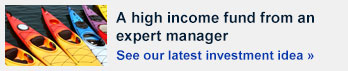 A high income fund from an expert manager