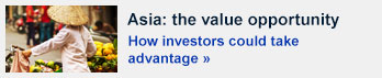 Asia: the value opportunity