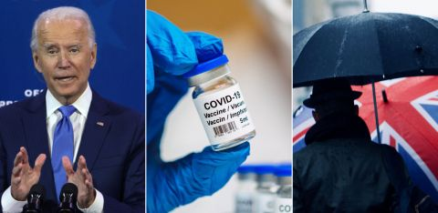 What Brexit, Biden and vaccines mean for your money