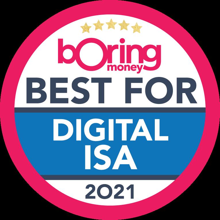 Best for Digital ISA 2021