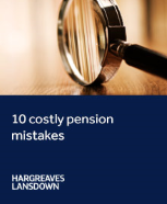 10 Costly Pension Mistakes Report