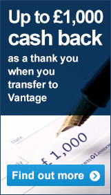 Cash back transfer offer