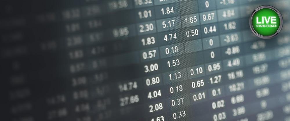 Live uk Stock Market Prices