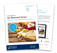 Retirement Service Guide