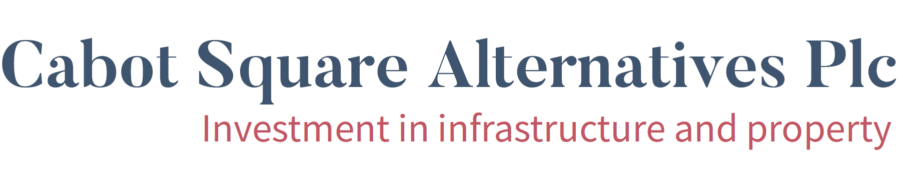 Cabot Square Alternatives PLC logo