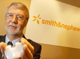 Smith & Nephew posts rises in profits and revenues