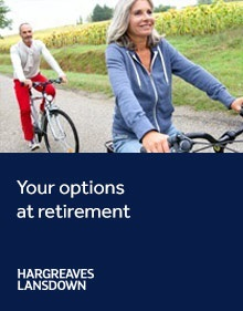Options at retirement