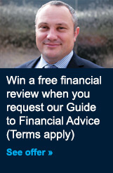 Win a free review when you request our Guide to Financial Advice