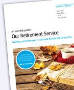 Workplace pension changes Factsheet