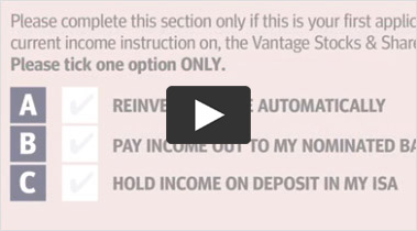 How to complete a Stocks & Shares ISA transfer form