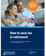 How to save tax in retirement