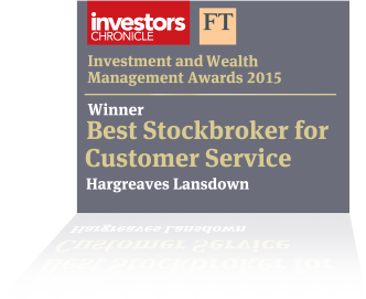 Investors choice award
