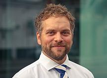 Nathan Long, Senior Pensions Analyst