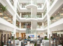 HL office atrium