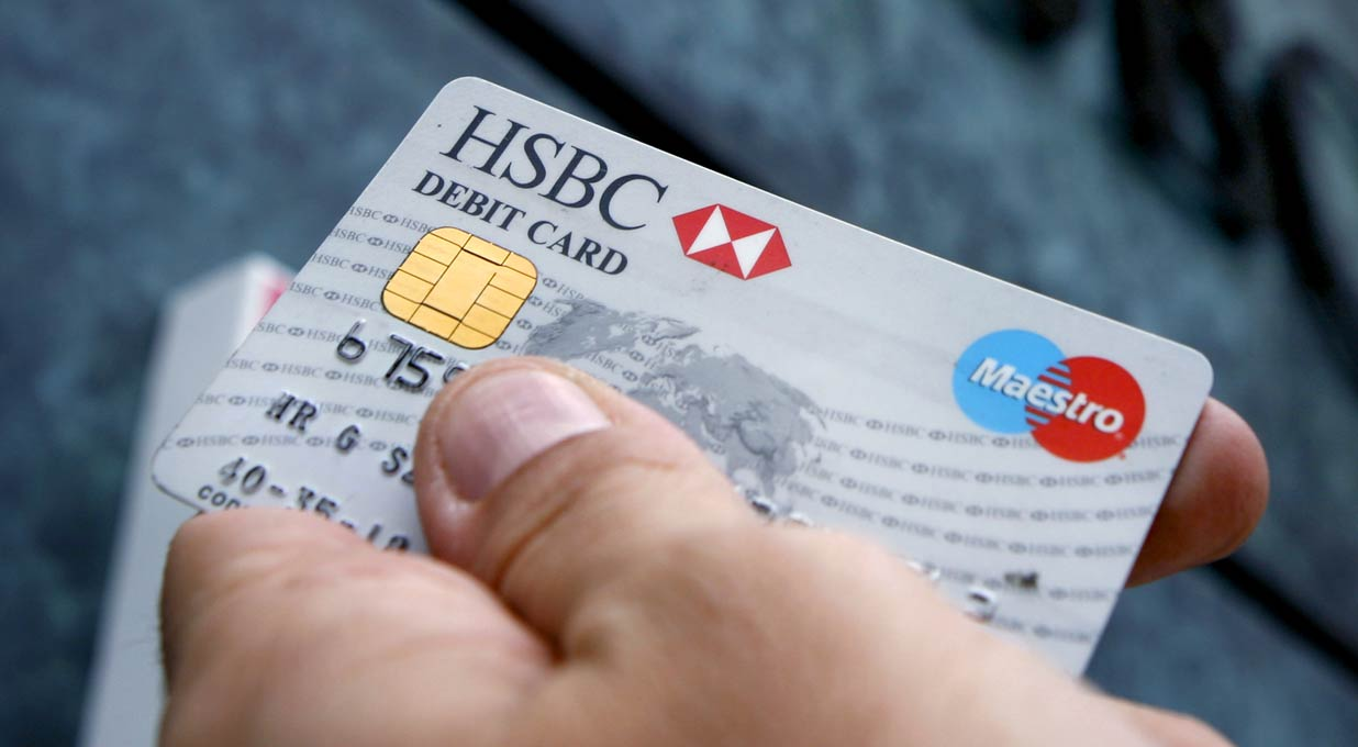 HSBC - CEO steps down, outlook cautious