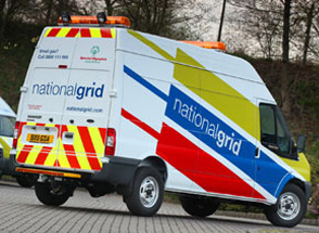 National Grid - still on course for the full year