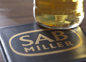 SABMiller - growth accelerates in second quarter