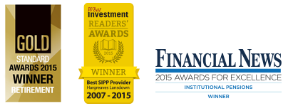 Our SIPP awards
