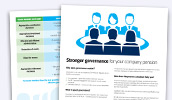 Employer's guide to stronger governance