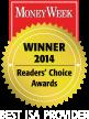 Best ISA Provider 2014