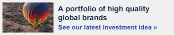 A portfolio of high quality global brands