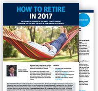 How to retire in 2017