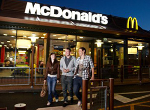 McDonald's - a strong year for franchising