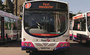 FirstGroup plc - Full year results
