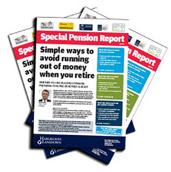 Pensions report