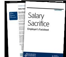 Employers' Salary Sacrifice factsheet