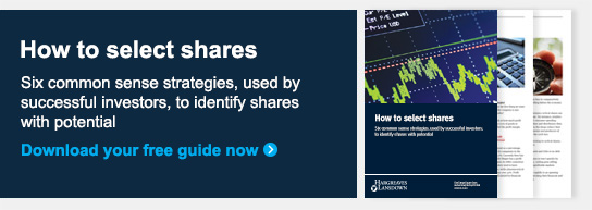 Download your free guide to selecting shares