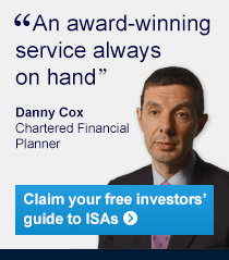 Claim your free investors guide to ISAs