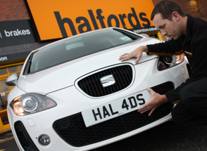 Halfords - sales exceed expectations, guidance upgraded