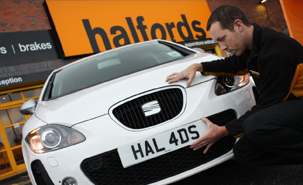 Halfords - Motoring motors and Retail tills ring