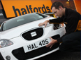 Halfords - Moving up a gear