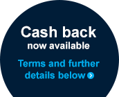 Receive cash back when you transfer