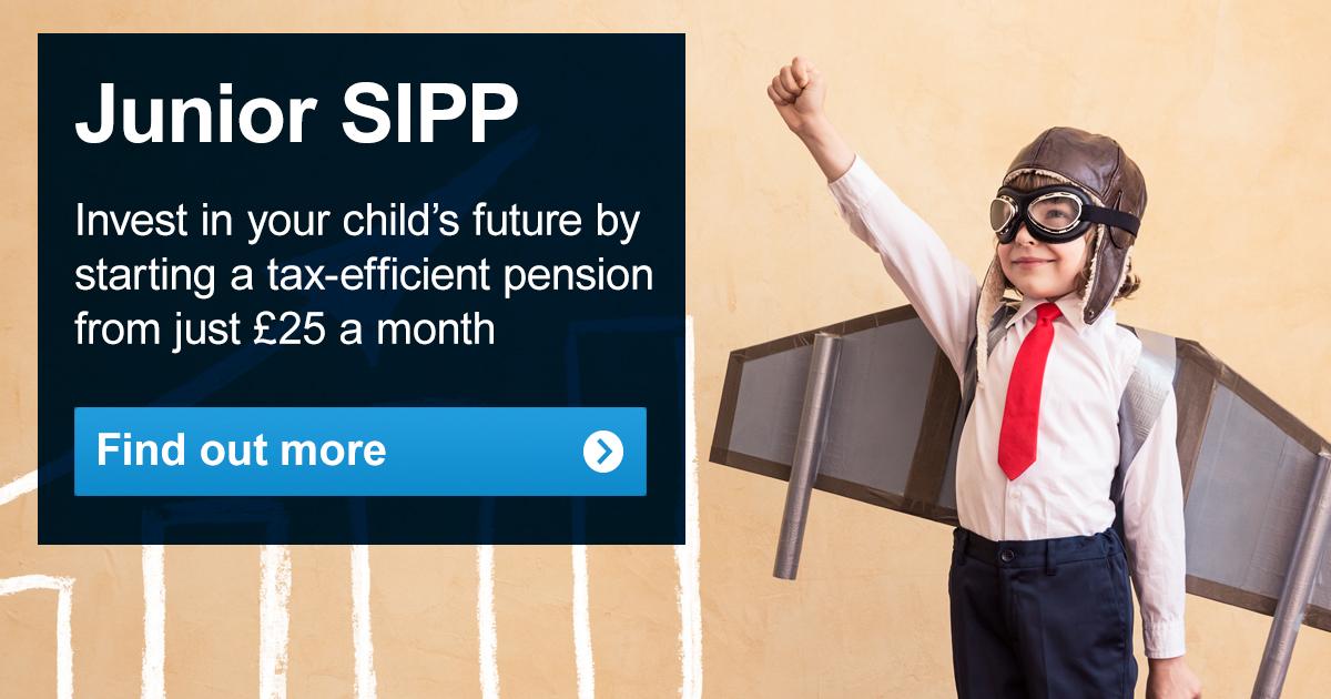 Junior SIPP | Tax-efficient saving through child pensions