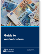 Guide to Currency Market Orders