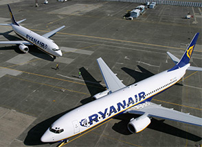 Ryanair - group expects to ground majority of fleet