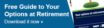 Free Guide to Your Options at Retirement